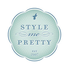 Style Me Pretty   Riviera Mansion Wedding